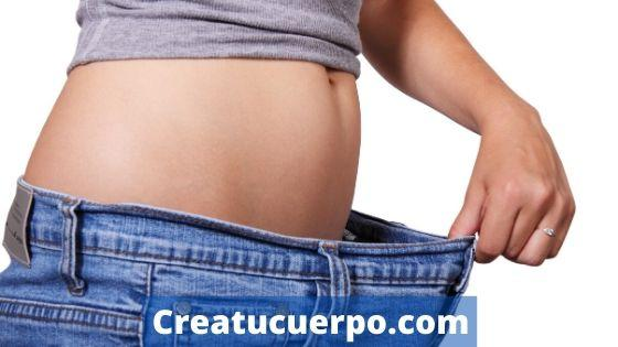 Si no reduces la grasa abdominal, llegaras a ser obesa