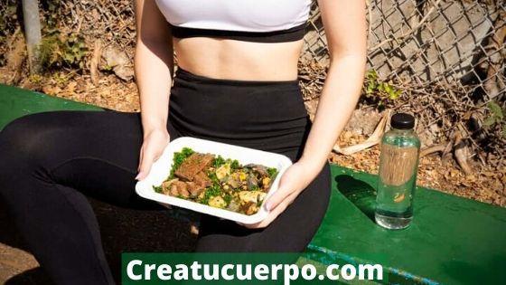 come correctamente para aumentar el tamaño de tus piernas y glúteos