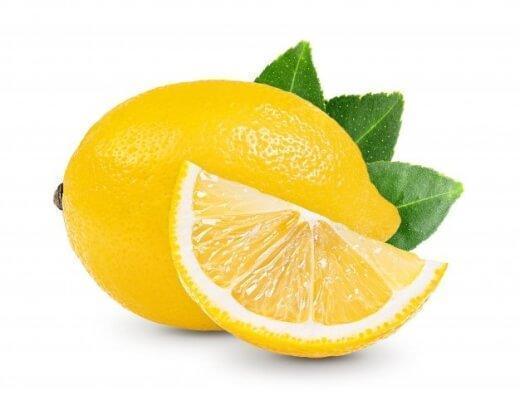 como aclarar las manos quemadas por el sol con limón