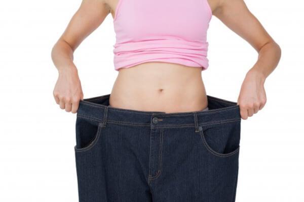 perder peso en una semana, plan de choque