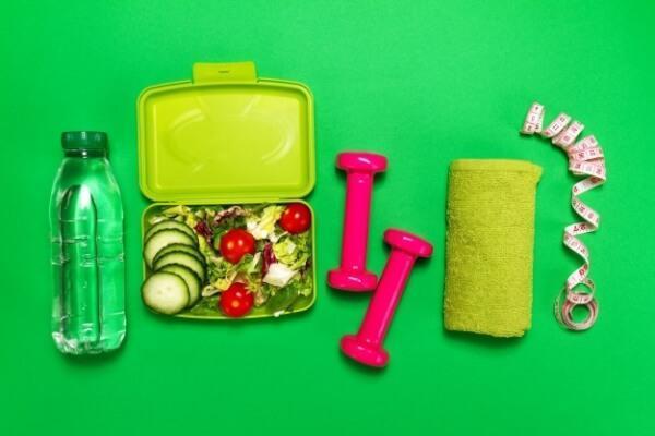 comida fitness para llevar