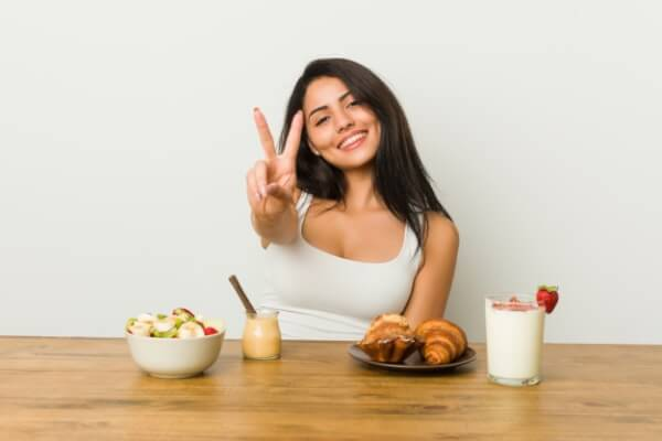 calcula las calorías que necesitas