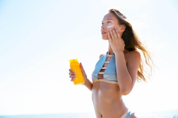 piel grasa, use protector solar