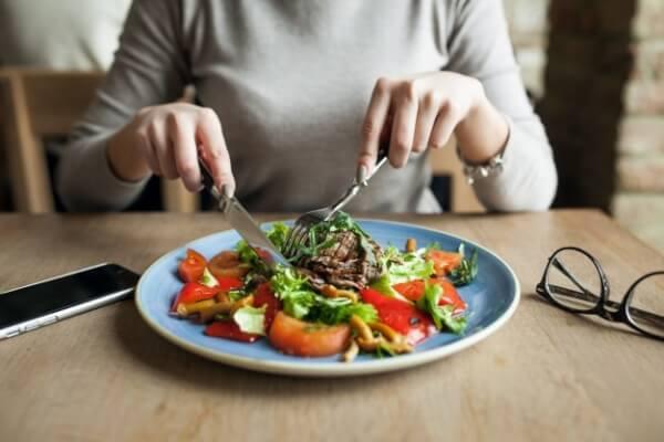 Alimentación saludable para ralentizar el envejecimiento