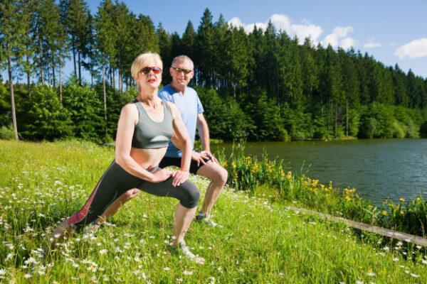 Haz ejercicio para retrasar el envejecimiento