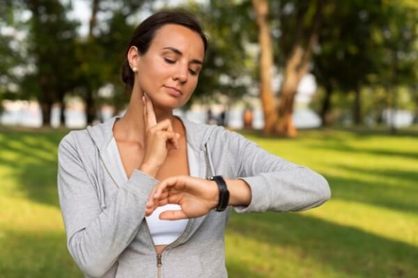 como tomarse el pulso