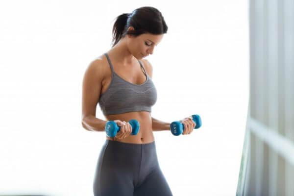 Rutina Full Body para hacer en Casa o en el Gimnasio (Chicas)