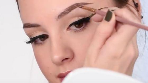 No apliques demasiado maquillaje