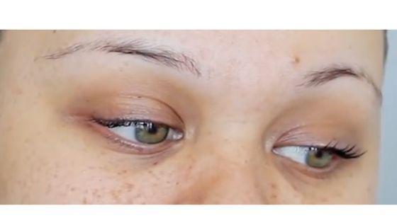 No depiles tus cejas por completo