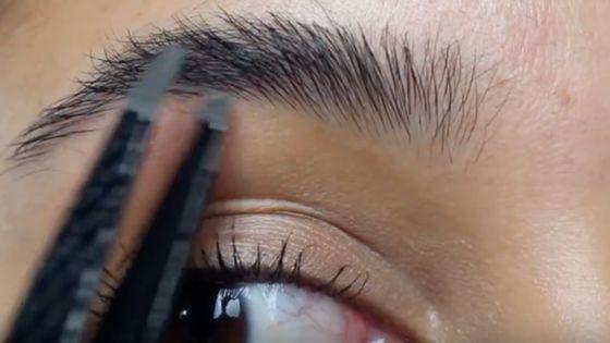 Es importante depilar tus cejas correctamente