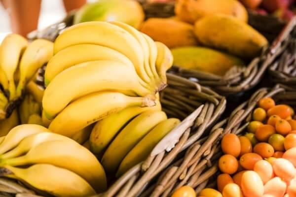 Mascarilla de papaya y plátano para prevenir las arrugas
