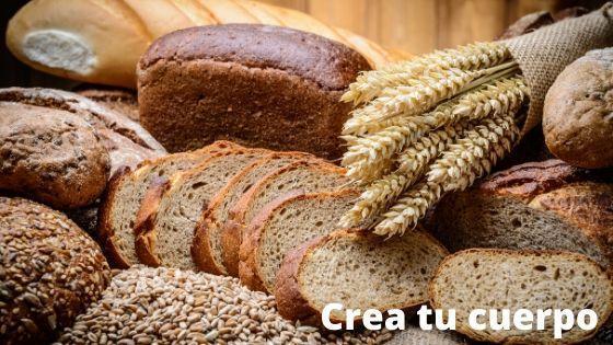 Pan integral, un alimento con mucha fibra