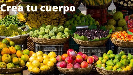 Frutas, uno de los alimentos que no pueden faltar en nuestra dieta