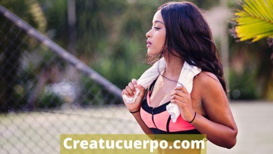 con crea tu cuerpo conseguirás levantar tus senos