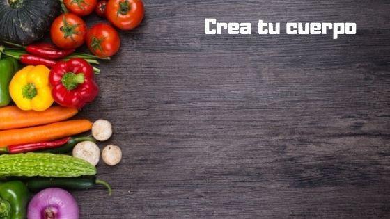 verduras para un cuerpo perfecto