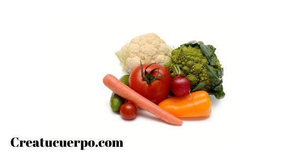 Incluye frutas y verduras en tu dieta