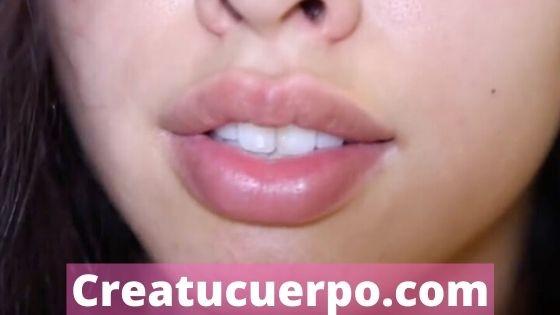 como hidratar los labios de forma natural