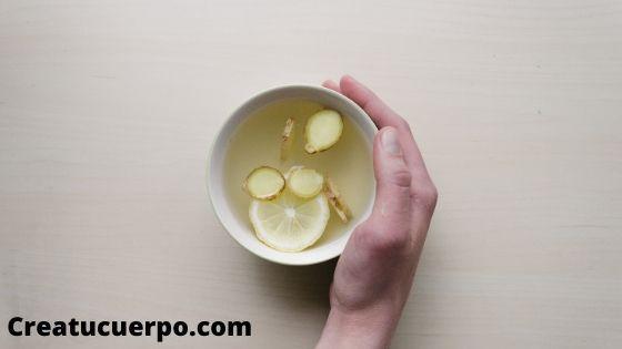 El jengibre alivia la gripe y el resfriado