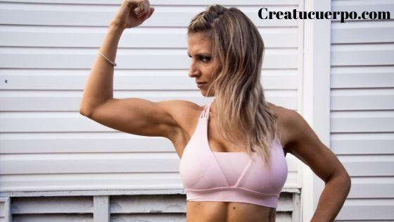 Con esta guía de ejercicios Fitness conseguirás el cuerpo que quieres