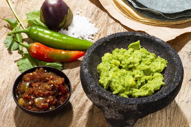Guacamole, una manera deliciosa de tomar aguacate