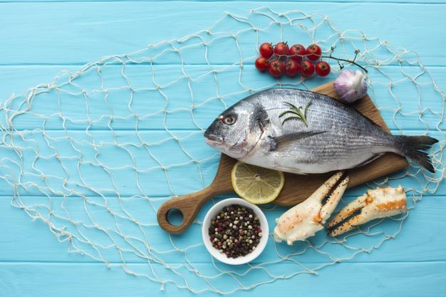 Pescado, beneficios y propiedades