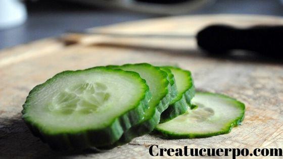 El pepino, un gran remedio natural para hidratar los labios