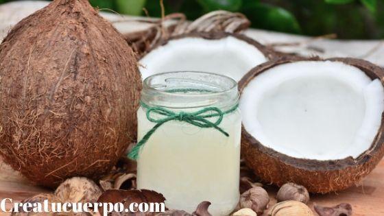 aceite de coco y sus propiedades