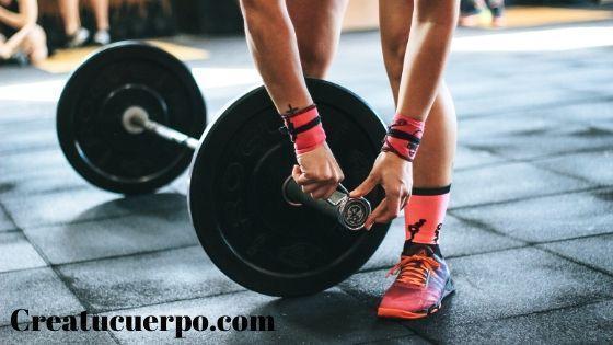 Rutina de entrenamiento para mujer de 4 días