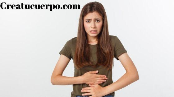 La deglución de aire es una de las causas del vientre hinchado