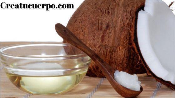 como hidratar los labios con aceite de coco