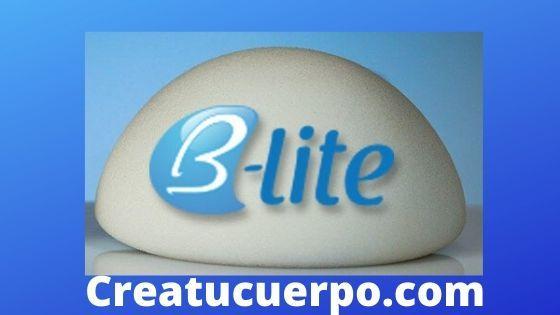 prótesis ligera b-lite