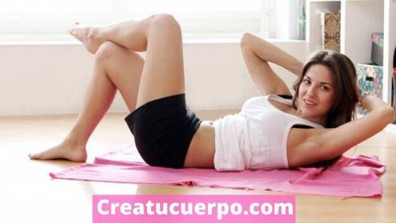 Mantente motivada para entrenar en casa