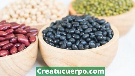 Las judías o frijoles son una gran fuente de proteínas para los veganos