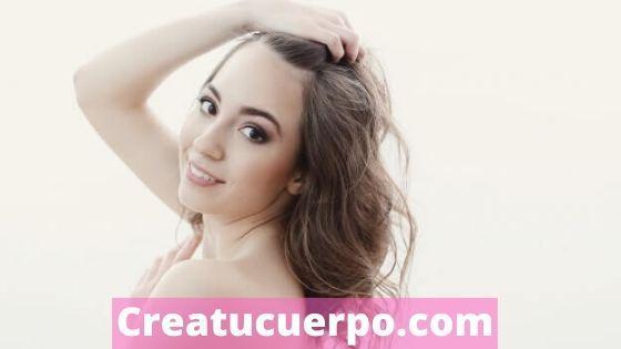 Las hormonas sexuales de la mujer la protegen de la caída del cabello