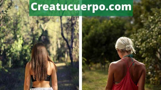 Puedes reducir el tamaño de tu espalda si te lo propones