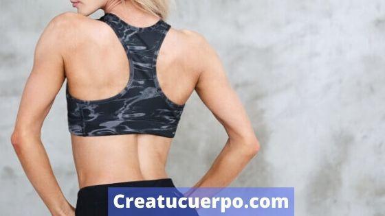 consejos para reducir la espalda ancha
