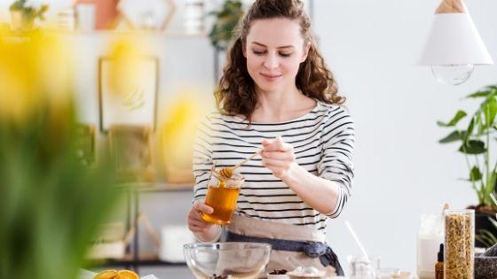 miel, remedio para la tos seca