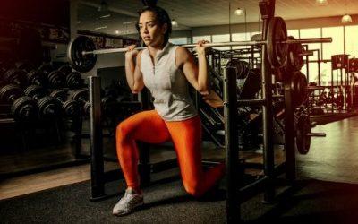 ¡La mejor rutina de piernas y glúteos para mujer en el gym y en casa!