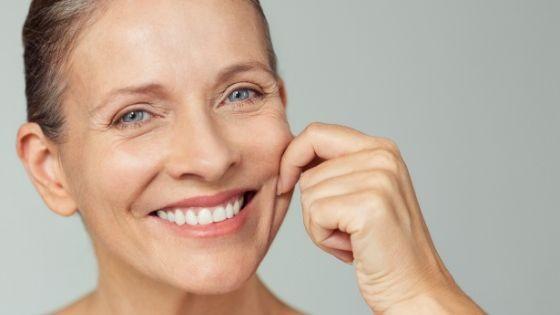 ¿Cómo mantener la piel joven después de los 50?