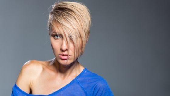 que peinado de pelo corto elegir
