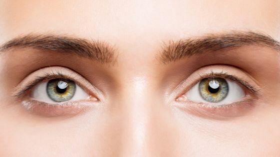 como evitar los ojos royos y cansados