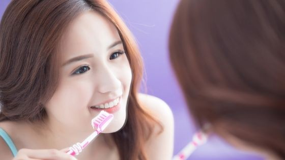 Mantén una higiene bucal óptima