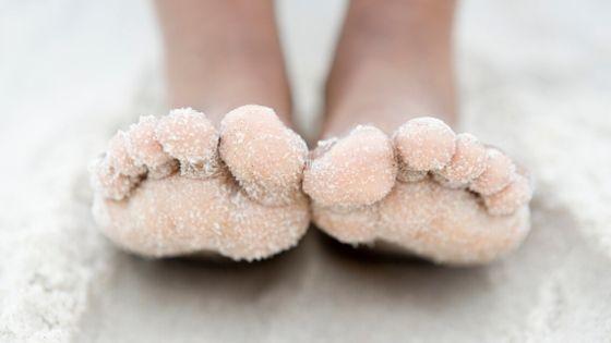 Como cuidar los pies en verano