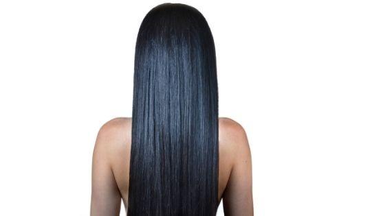 cepilla tu pelo frecuentemente para tenerlo liso