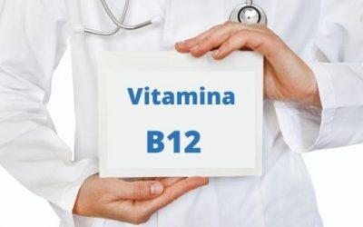 ¿Qué frutas y verduras tienen vitamina B12?