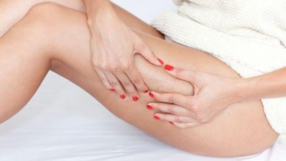 ¿Cómo quitar la celulitis de las piernas?
