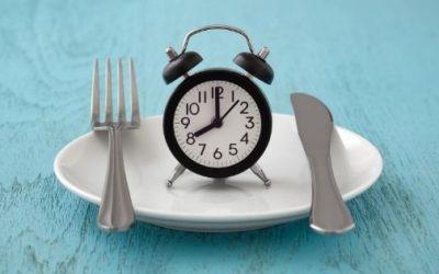 ¿Que es el ayuno intermitente? ¿Dieta o pauta de alimentación?