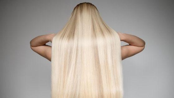 deja secar tu cabello