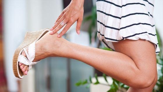 tendrás unos pies bonitos