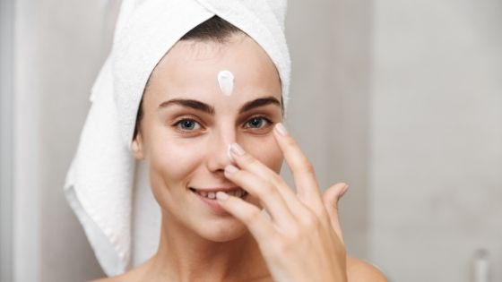 Hábitos para cuidar la piel sensible